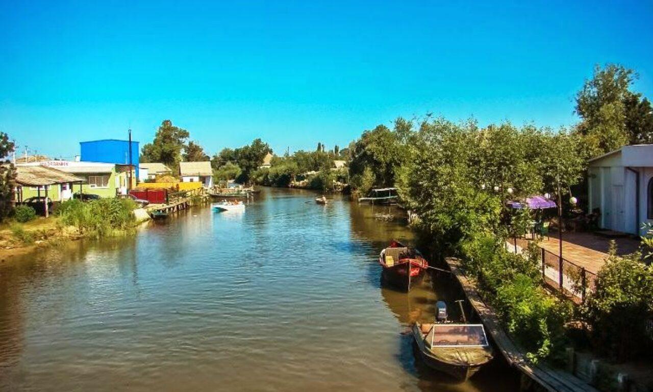 Вилково — Украинская Венеция
